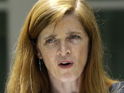 U.S. Ambassador Samantha Power: We Can't Rule Out Russian Role in Plane Downing
