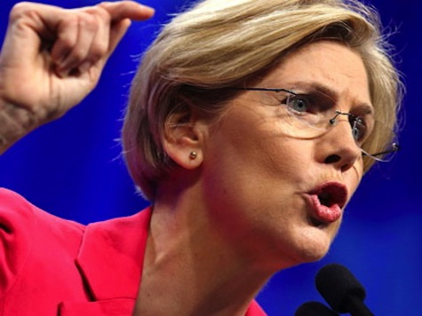 Elizabeth Warren: GOP Protects Big Banks Who Launder Drug Money