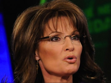 Palin Slams Eric Holder's 'Disgusting' False Racism Charges