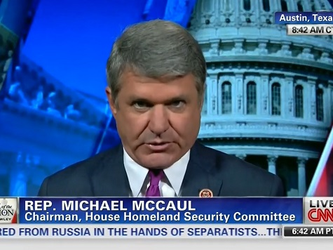 McCaul: Putin 'Responsible and Complicit' in MH17 Crash