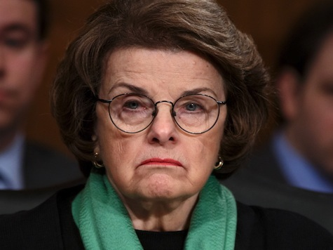 Dianne Feinstein: U.S.-Russia Relations at 'Cold War Level'