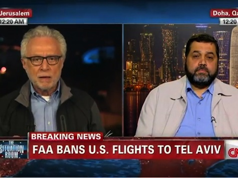 Hamas Spokesman Compares Netanyahu to Hitler