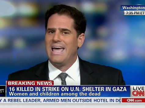 Israeli Ambassador to CNN: 'You're Doing a Disservice to Your Viewers'