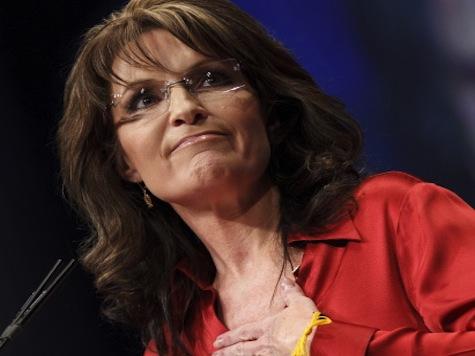 TMZ Freaks Out on Sarah Palin: 'Bitch,' 'Horrible Mom,' 'Dumb'