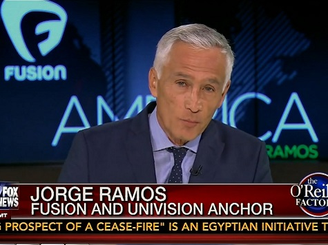 Fusion's Ramos: Deporting Minors Not American or Christian