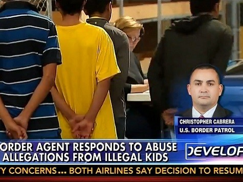 Border Patrol Agent: Immigrant Surge a 'National Security Crisis'