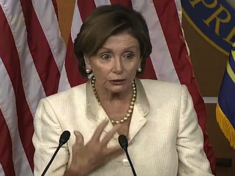 Pelosi: We Wouldn't Have The Ten Commandments If Immigrant Children Like Moses Were Turned Away