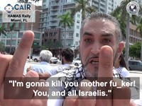 The United West: Miami Hamas Supporters Threaten, Attack Jewish Reporter