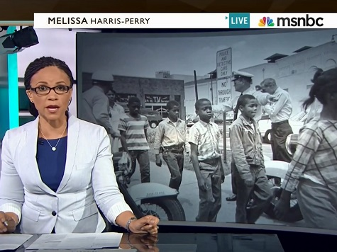 Melissa Harris-Perry Likens Perry's Use of Nat'l Guard to 1960s-Era Segregation