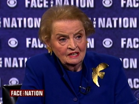 Albright: 'The World Is a Mess'