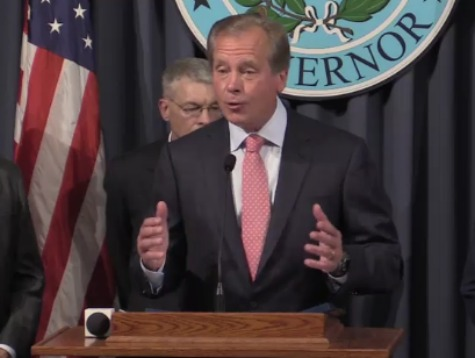 Texas Lt. Gov.: 'I'm Convinced' Mexican Gov't Helping Illegals