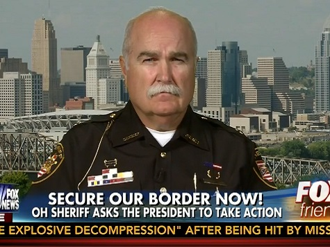 OH Sheriff Estimates One-Third of County Births Are by Illegals