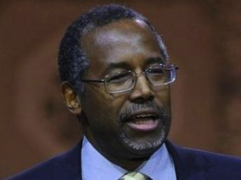 Ben Carson Says He Is One Step Closer to Running for President