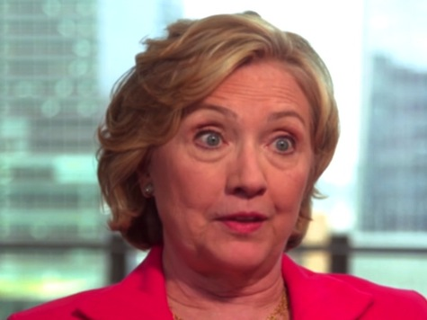 Hillary: Gaza's Small Size Justification for Hamas Housing Rockets in Schools