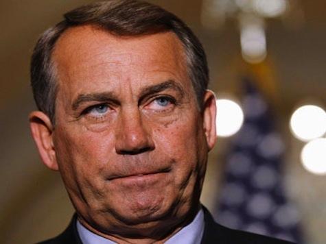 Boehner: Impeachment Talk Is Democrat 'Scam'
