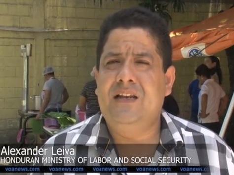 Honduran Official: Obama Amnesty Rumor Driving Minor Immigrant Surge