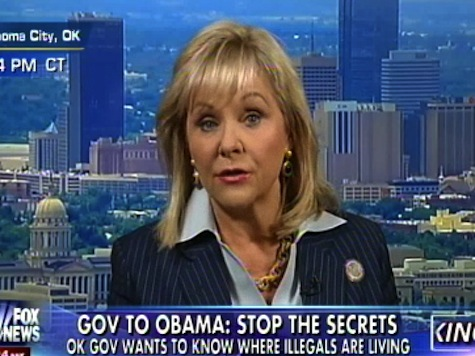 OK Governor Demands Obama Stop the Secrecy on Illegal Children