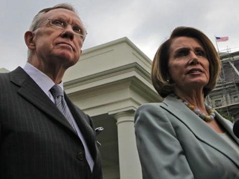 Watch: Mastercut of Dems Push Fundraising 'Scam' Impeachment