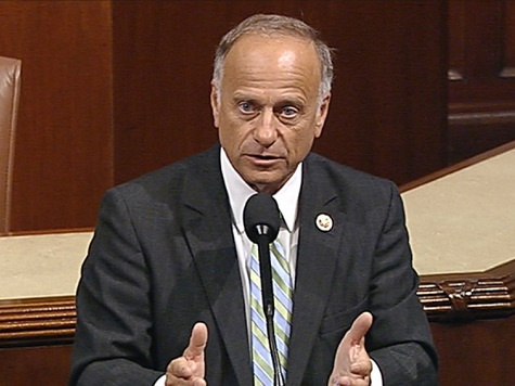 Live: Steve King Presents Border Amendment at Rules Committee