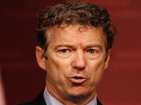 Rand Paul Blasts MSNBC for 'Misrepresenting' His Viewpoint