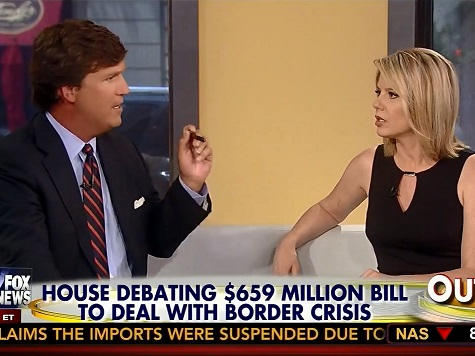 Tucker Carlson: Church's Action in Border Crisis 'Appalling'