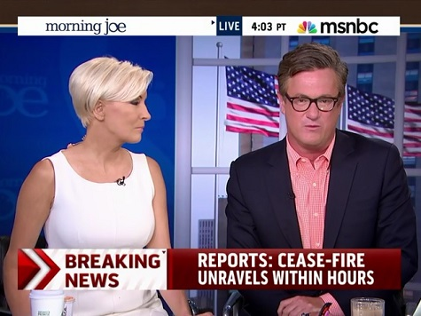 Scarborough Doubles Down on Israel-Hamas Conflict 'Bad for America' Remarks