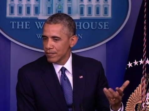 Obama on the Border: 'I'm Going to Have To Act Alone'