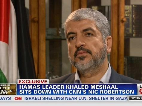 Hamas Leader Likens Anti-Israel Effort to American Revolution, French Nazi Resistance Movement