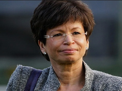 Valerie Jarrett: White House Can't Condone Israel's 'Killing of All of These Innocent Children'