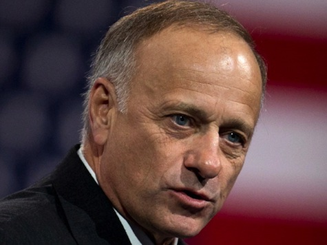 Steve King: Obama's Amnesty Will Force 'I-Word' Talks