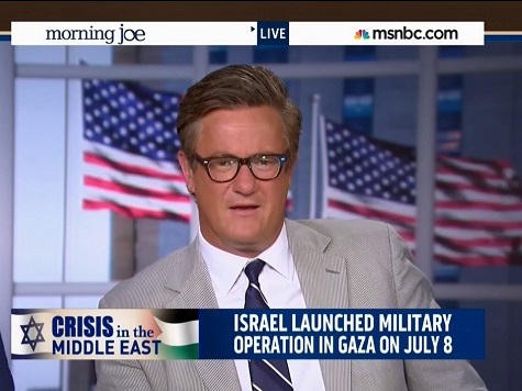 Scarborough: $3 Billion a Year in US Aid Entitles Him to Be Critical of Israel