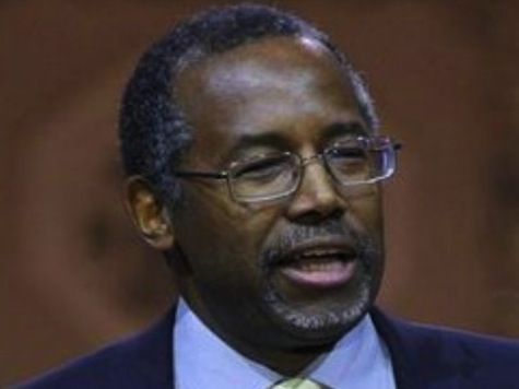 Ben Carson: We Can't Be Playing Footsie With Our Enemies