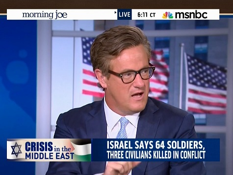 Scarborough: Israel Played Into Hamas' Hands