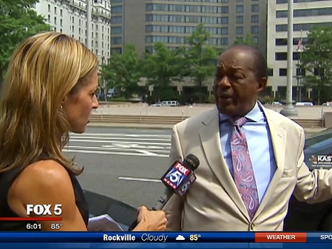 Marion Barry to Reporter: 'You Don't Know a Damn Thing About Washington DC'