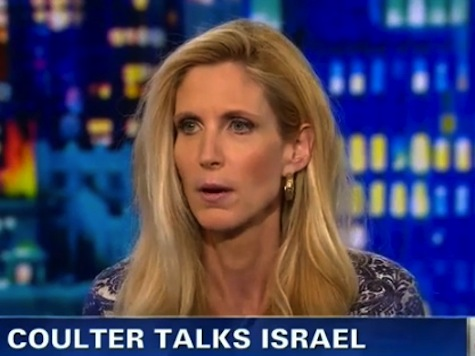 Coulter to Rand Paul: Pick a Position and Defend It