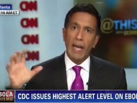 Gupta Predicts 'A Little Fiery' House Ebola Hearing