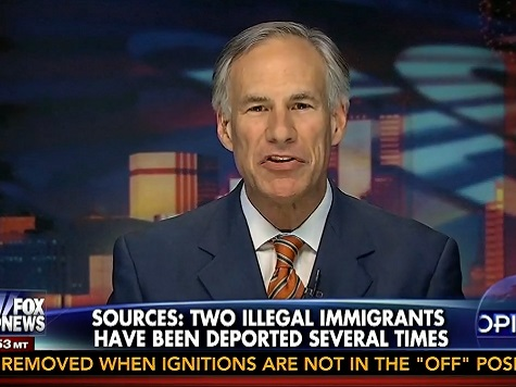TX Attorney General: 'Obama Administration has Blood on Its Own Hands'