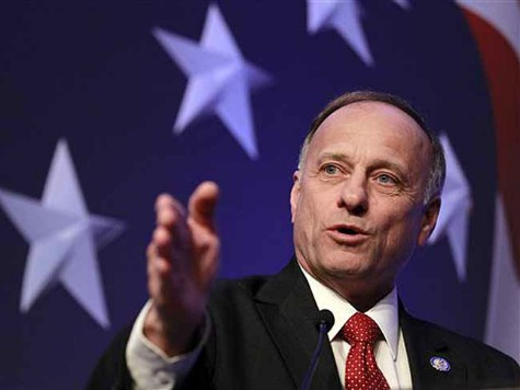 Steve King: Impeachment 'Not a Practical Thing to Do,' Shouldn't be Taken off the Table