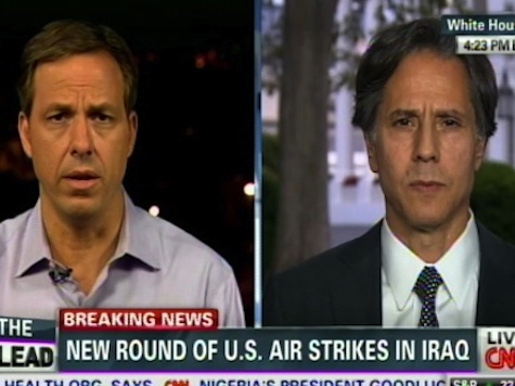 Tapper Grills WH Spox: 'Just How Badly Did Obama Underestimate ISIS Threat?'