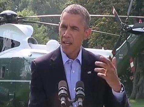 Obama: Bad Intelligence Behind ISIS Underestimation