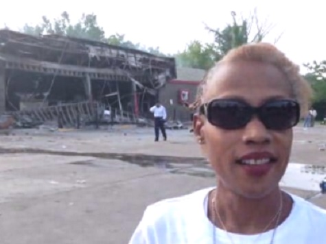 Locals Clean Up St Louis Riots, Vandalism Aftermath