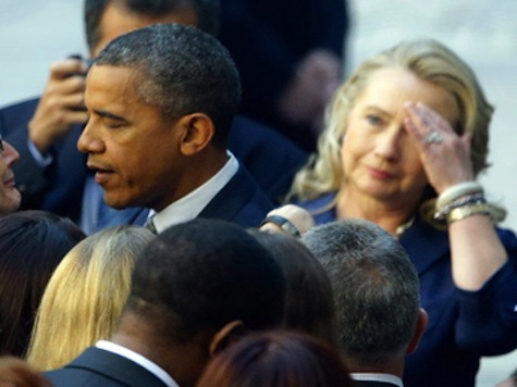 Report: Hillary Calls Obama Tries to Mend Ties