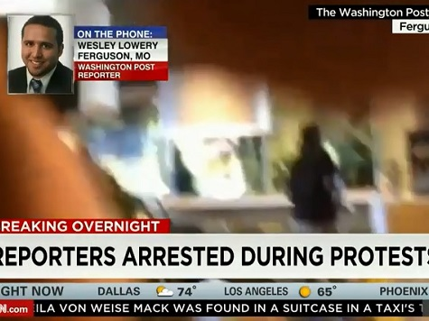 WaPo Reporter to 'Smugly' Scarborough: Come to Ferguson, Do Some Reporting