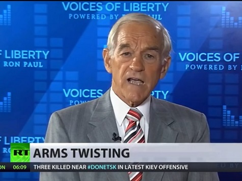 Ron Paul: US Should Get Out Iraq and 'Let Them Deal' with ISIS