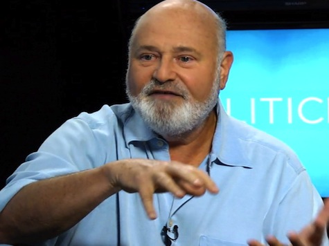 Rob Reiner Likens Hamas to the Tea Party