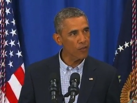 Obama: Here in America, Police Should Not Bully or Arrest Journalists