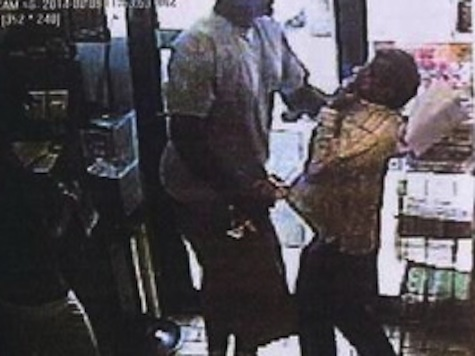 Video of Alleged Michael Brown Robbery at Ferguson Convenience Store Released