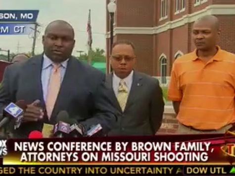 Brown Family Accuses Police of Character Assassination