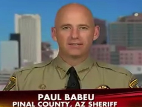 AZ Sheriff: ISIS Likely Way into Homeland Is Unsecured Border