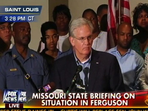 Missouri Governor Declares State of Emergency, Curfew in Ferguson